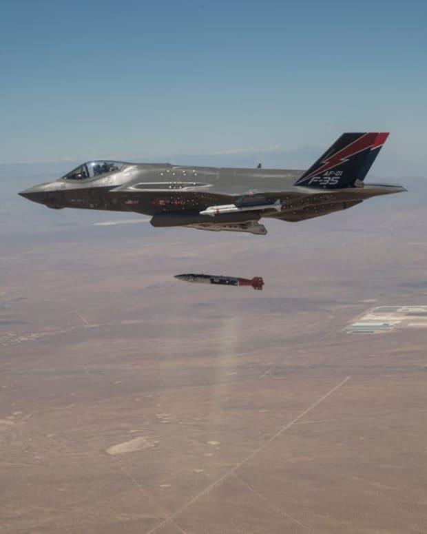 F-35 Ordinance