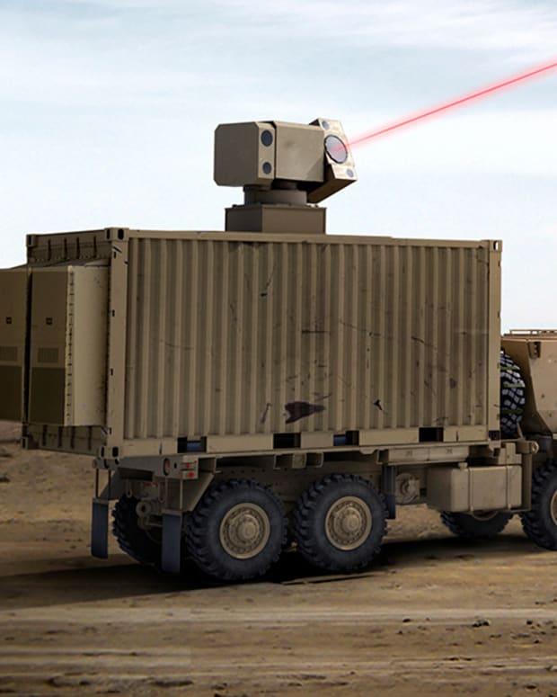 HEL High Energy Laser