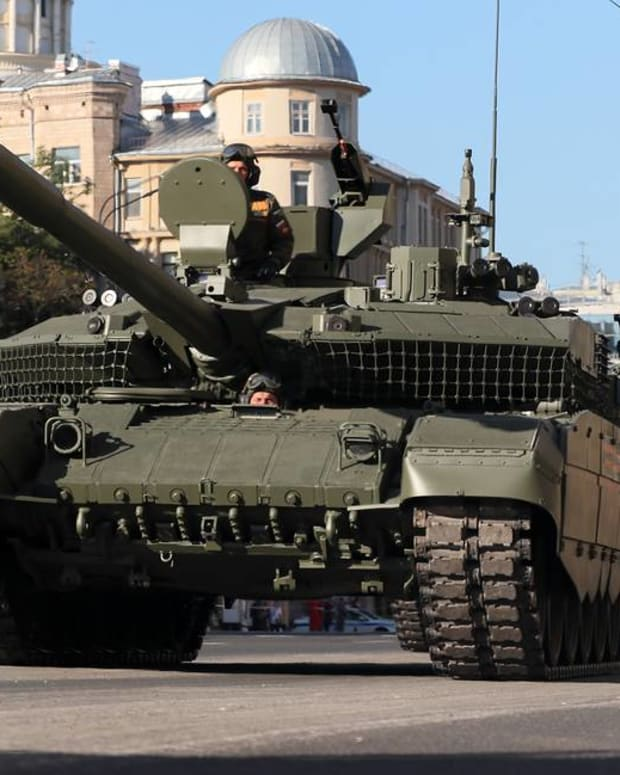 T-90m Tanks