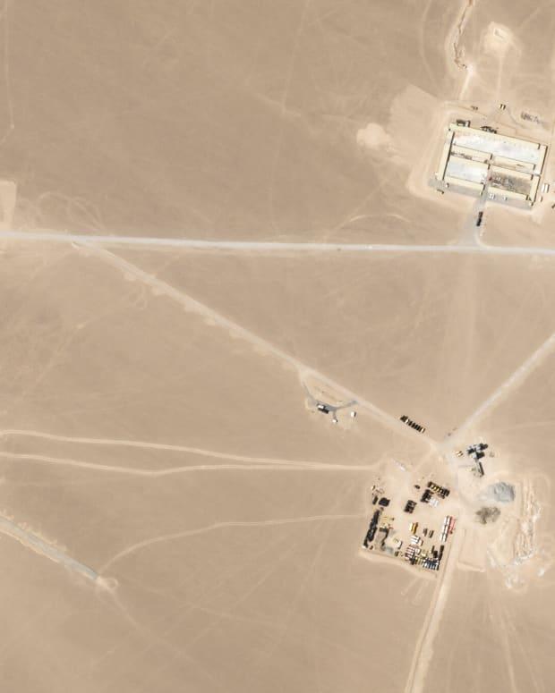China Missile silo