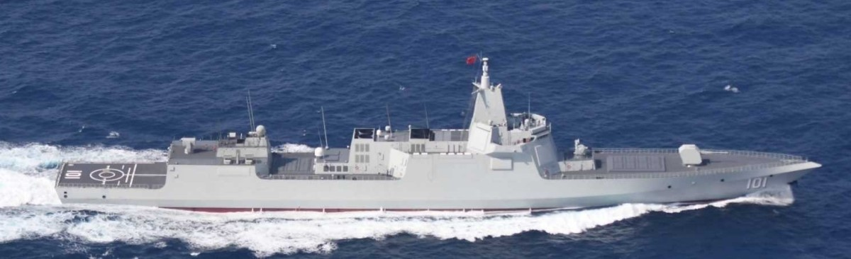 Type-055 Destroyer China