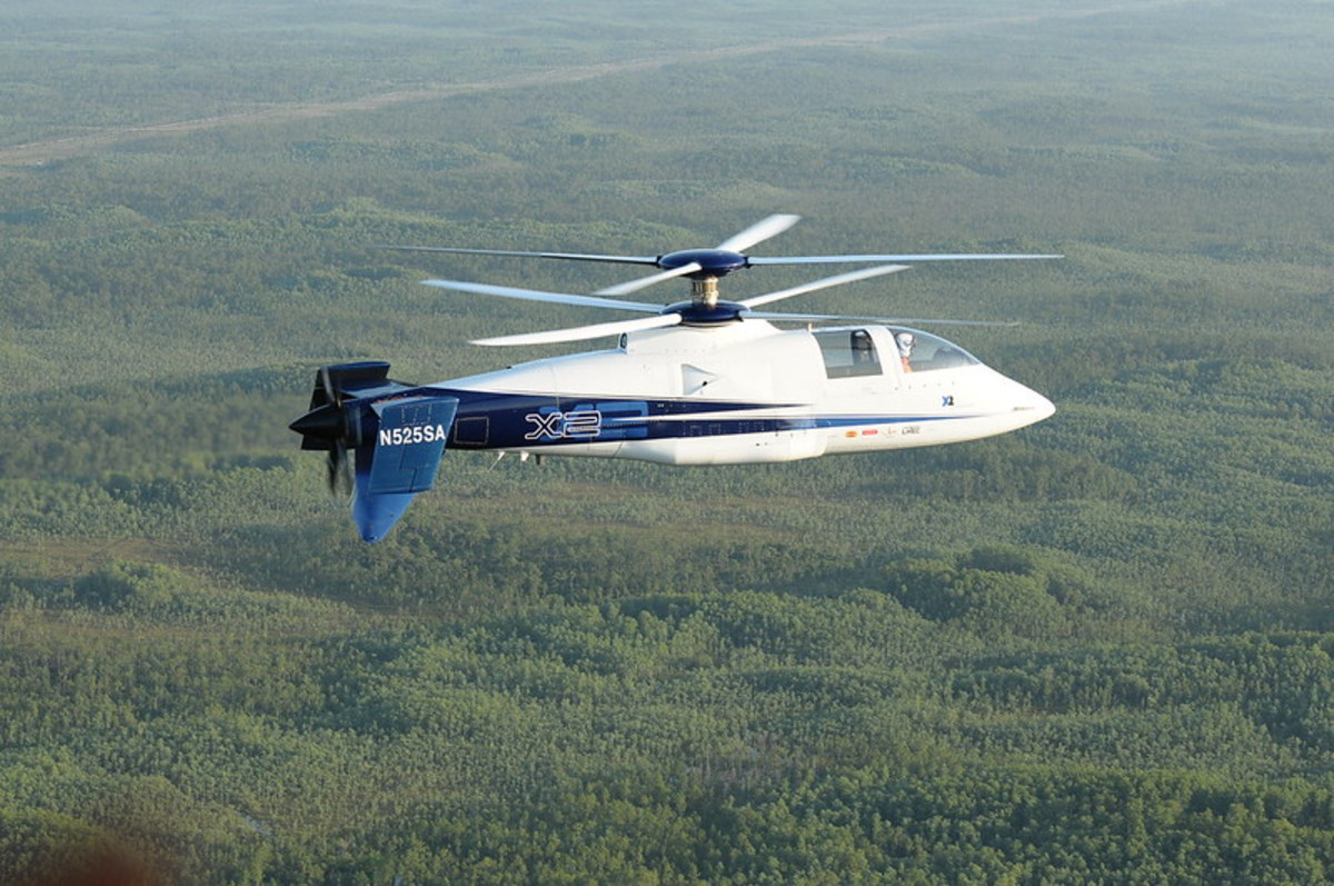 Lockheed Martin X2 Technology