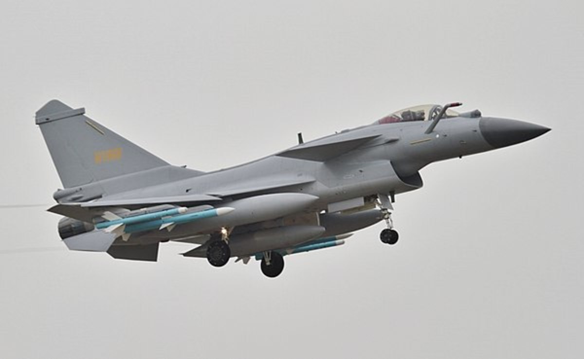China J-10