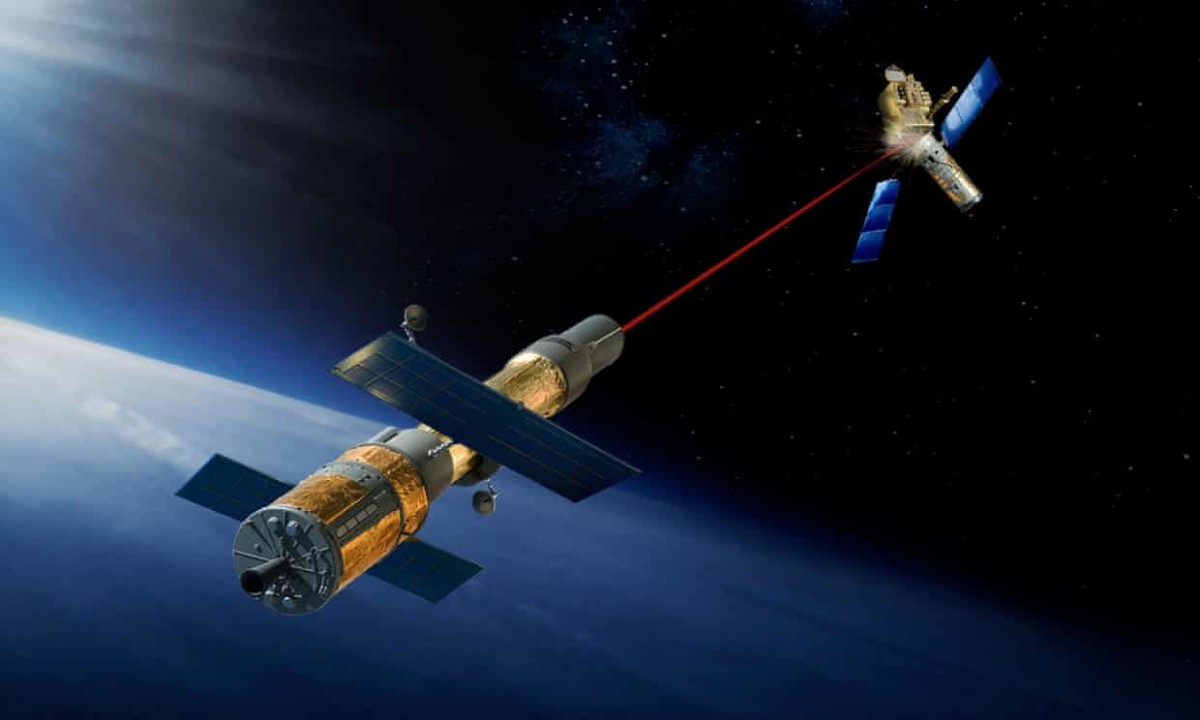 Satellite Lasers