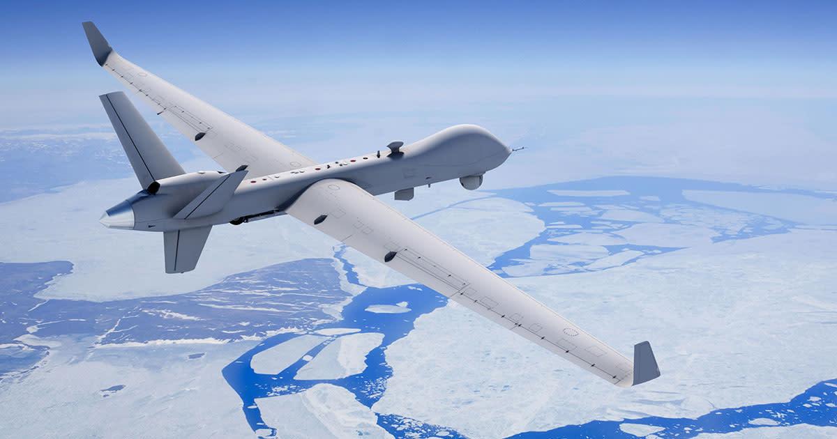 MQ-9A Big Wing