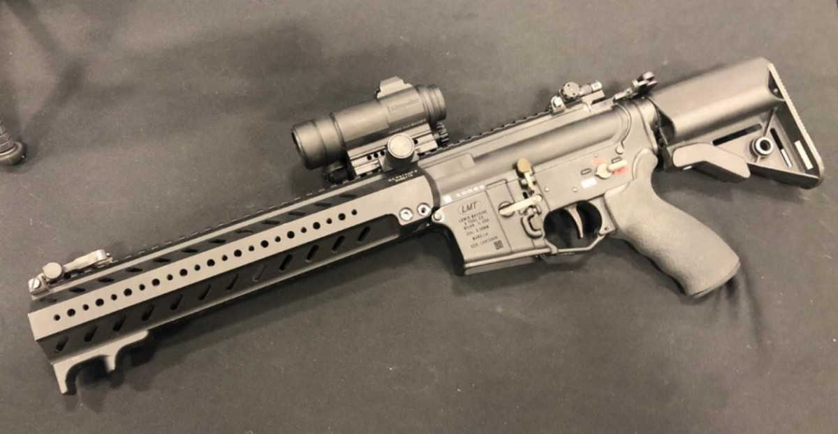 Fire! Is This the World's Best Close Quarters Rifle?
