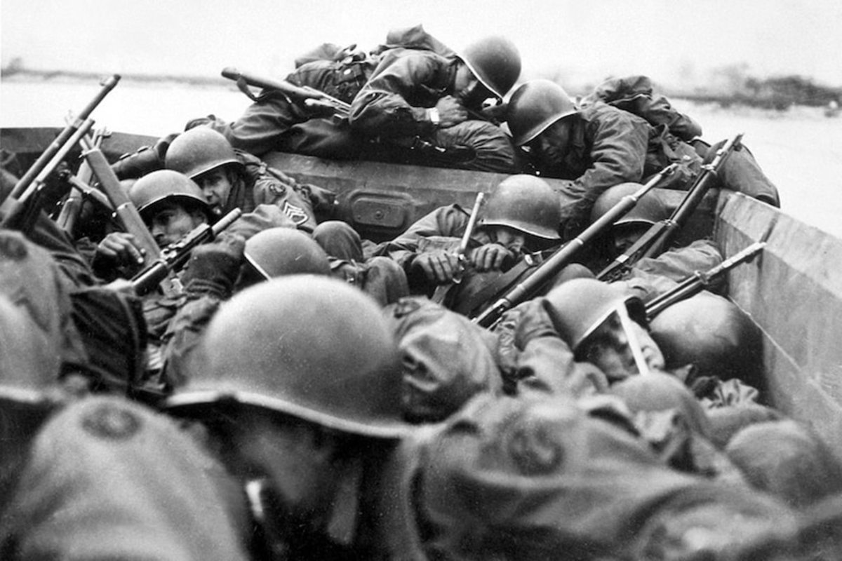 Last Major Allied Operations in Europe Launched 75 Years Ago Promo Image