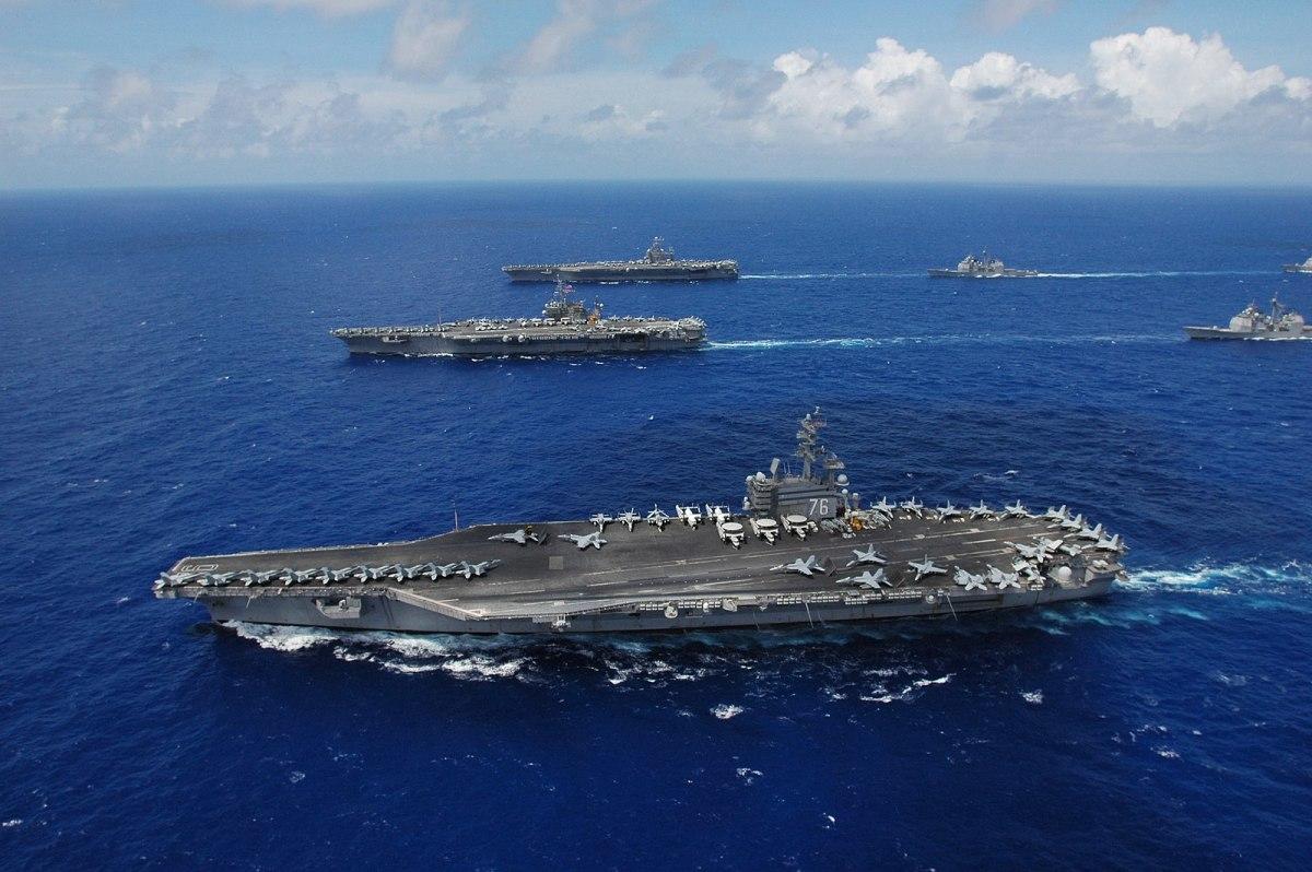 "Navy Adopts New ""Sea Control"" Tactics to Contain China"