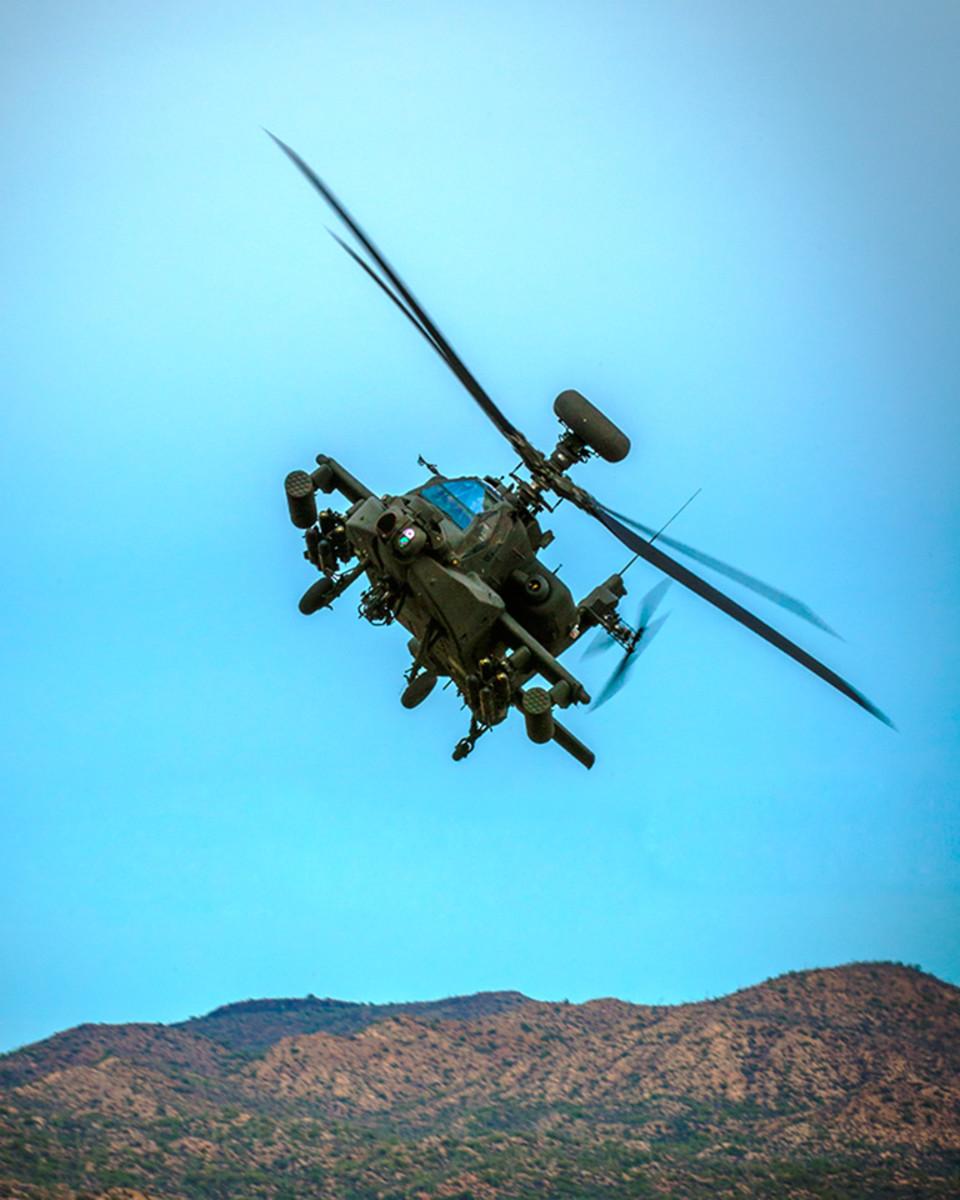 Boeing's AH-64
