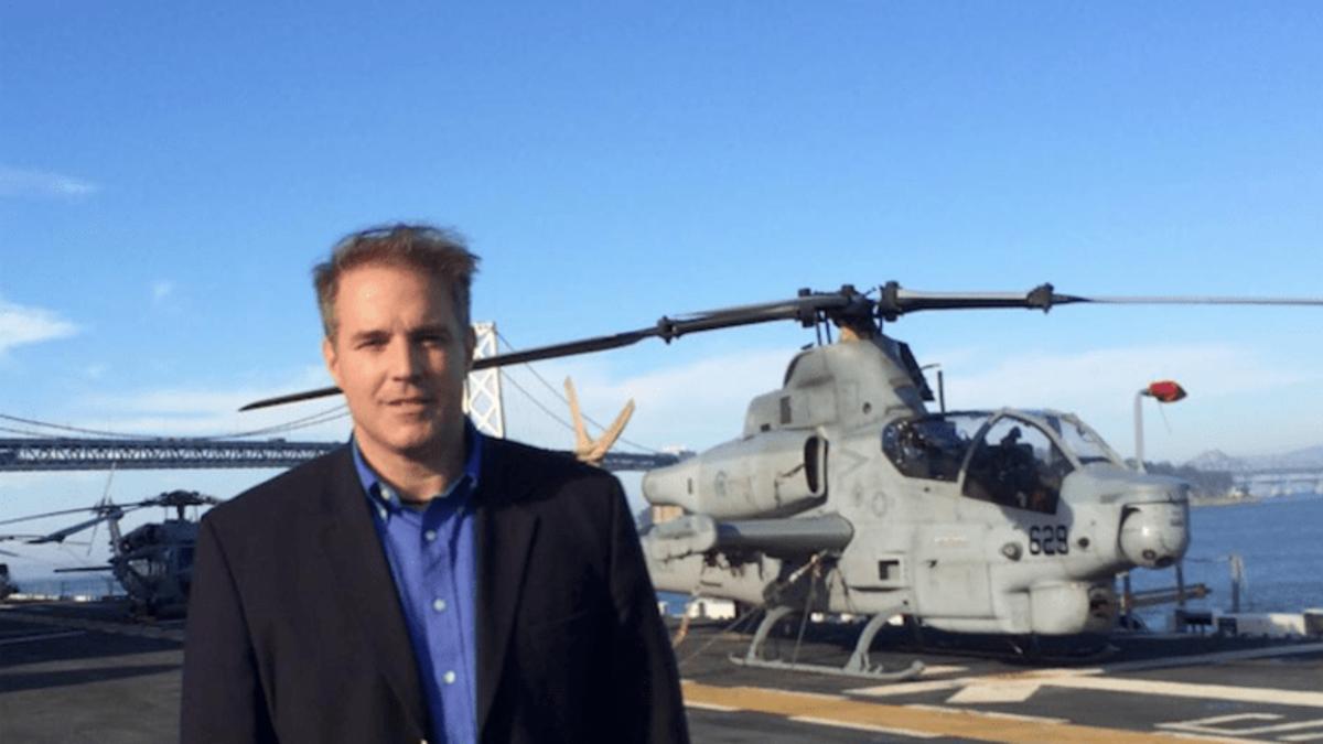 Military Expert, Kris Osborn - Warrior Maven Editor-in-Chief
