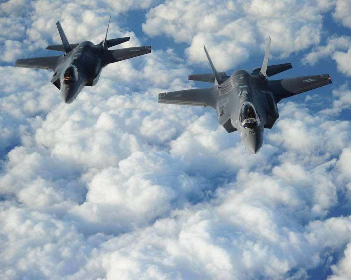 """Israeli F-35 """"Adirs"""""""