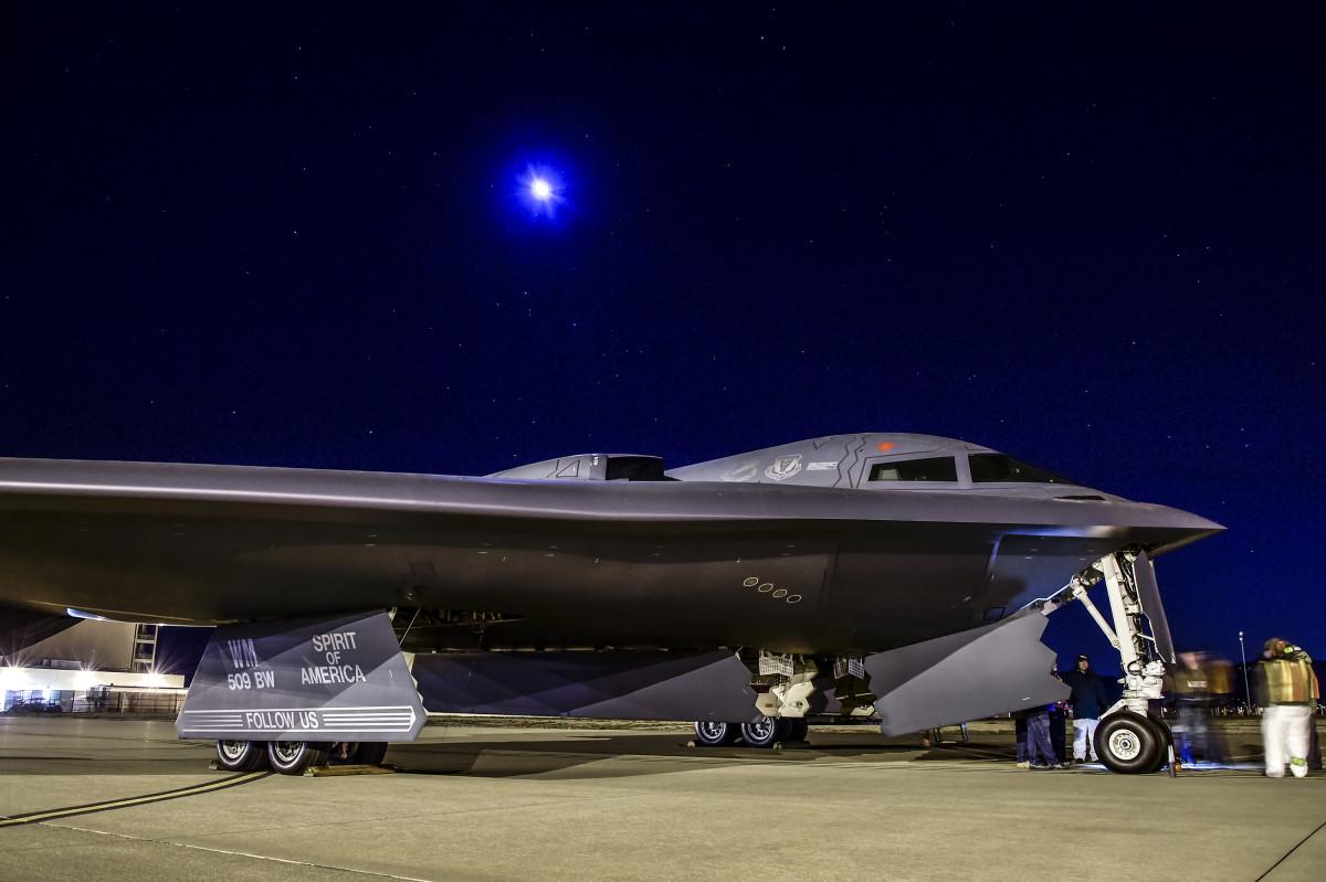 U.S. Air Force B-2 Bomber