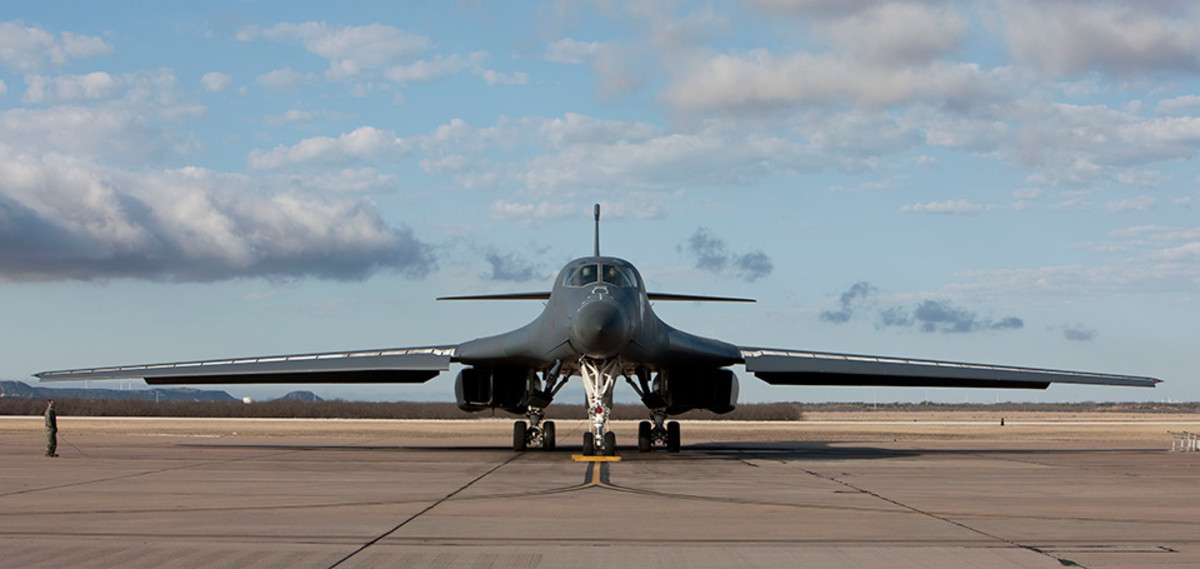 U.S. Air Force B-1B Bomber