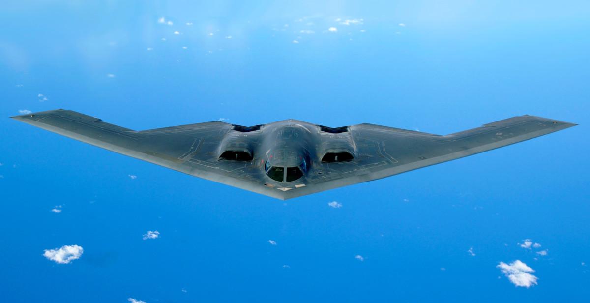 U.S. B-2 Bomber