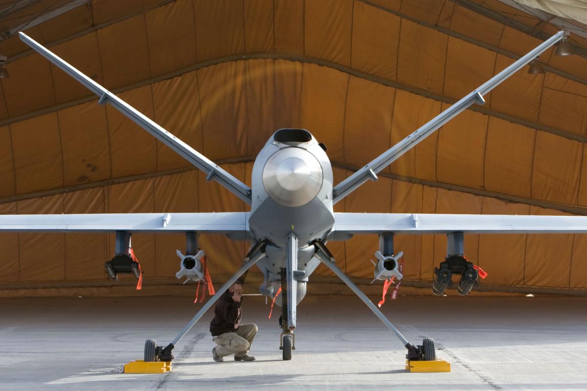 U.S. Air Force MQ-9 Drone