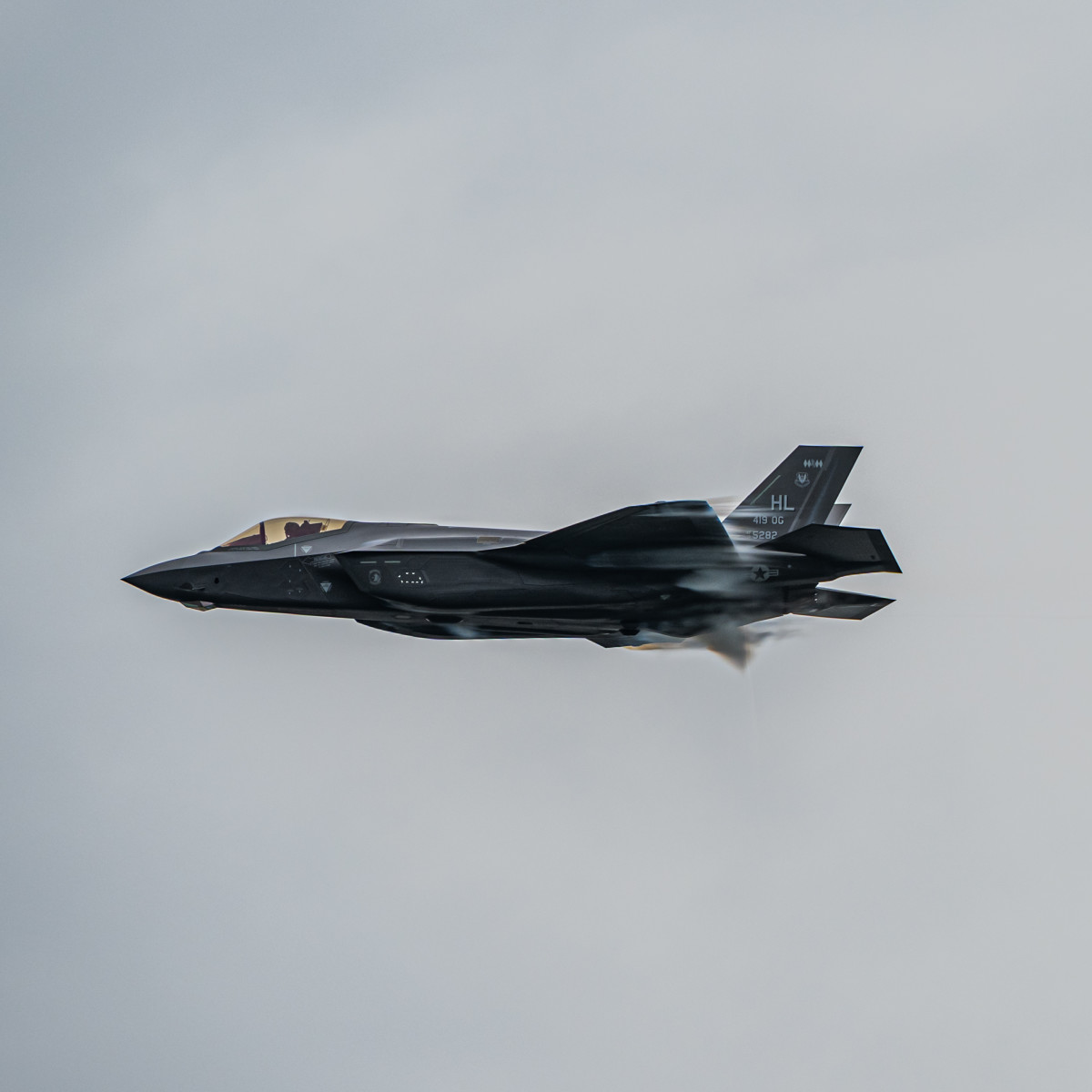 U.S. Air Force F-35