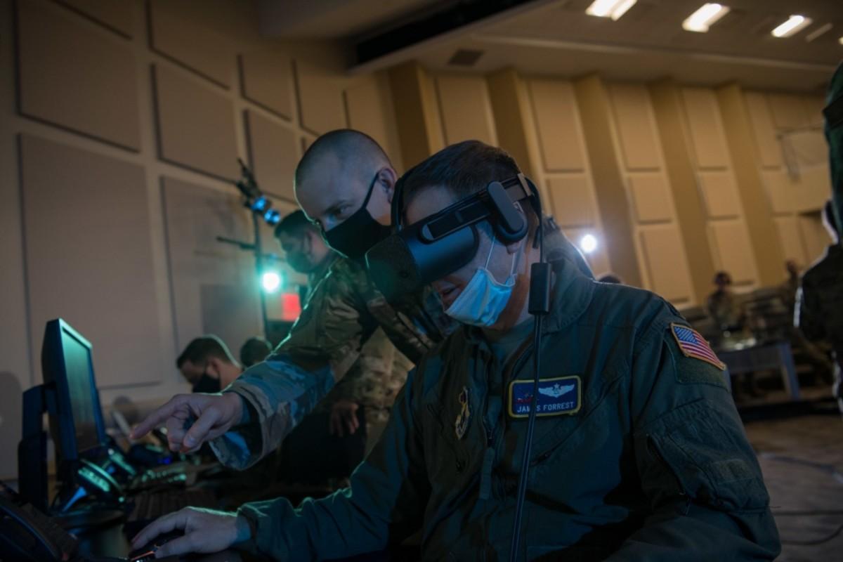 Advanced Battle Management System ABMS