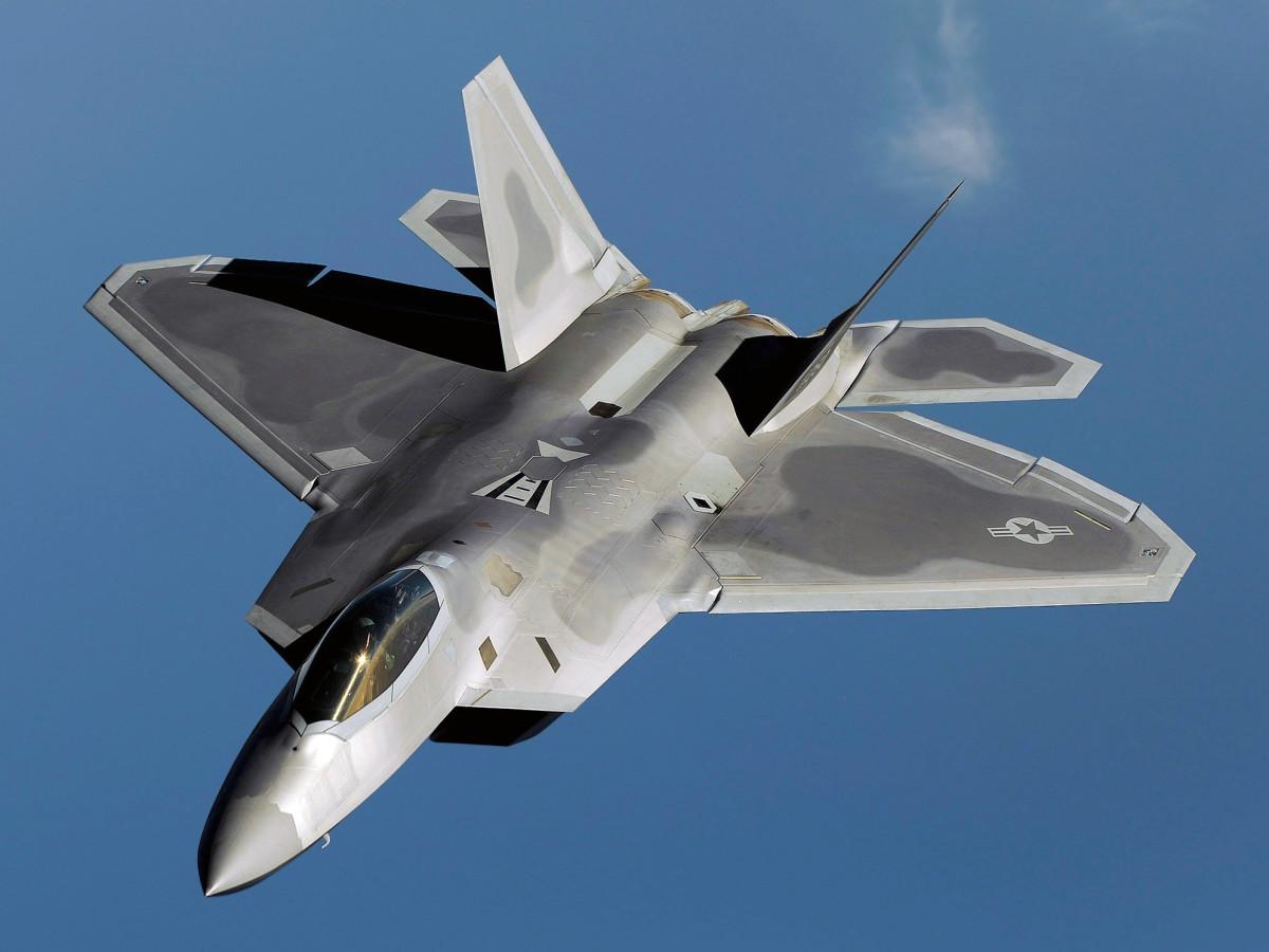 U.S. Air Force F-22 Raptor Lockheed Martin