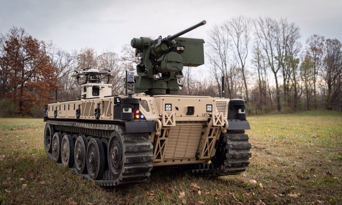 U.S. Army RCV-L