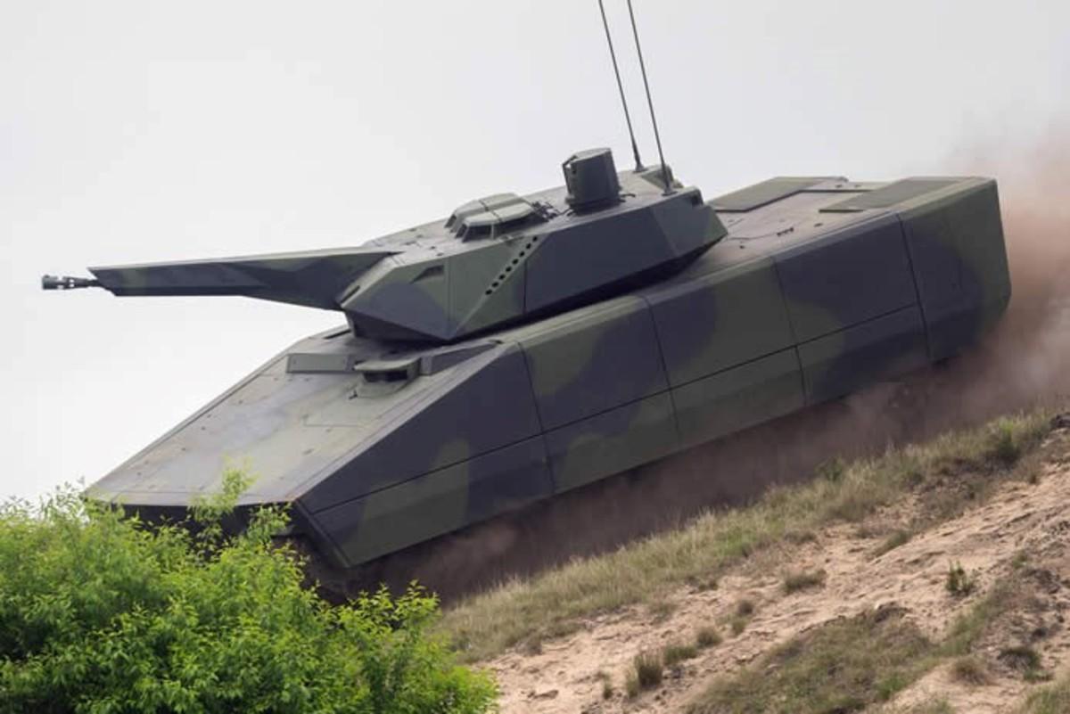 U.S. Army Lynx OMFV