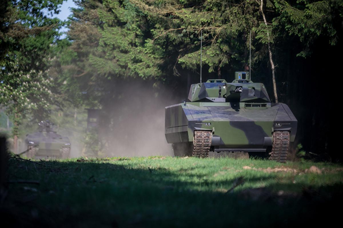 Army Lynx KF41 OMFV