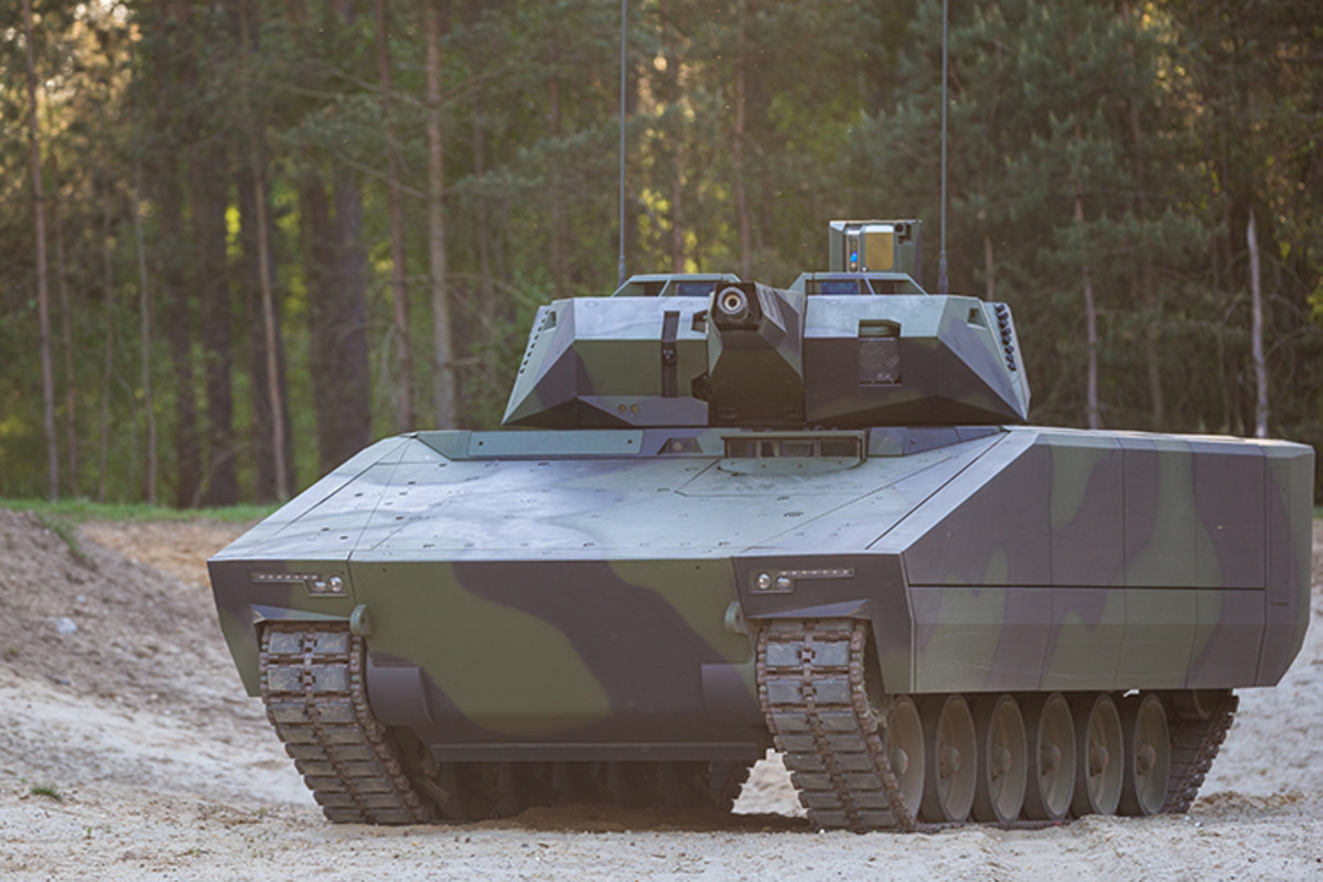 U.S. Army Lynx KF41 OMFV Rheinmetall