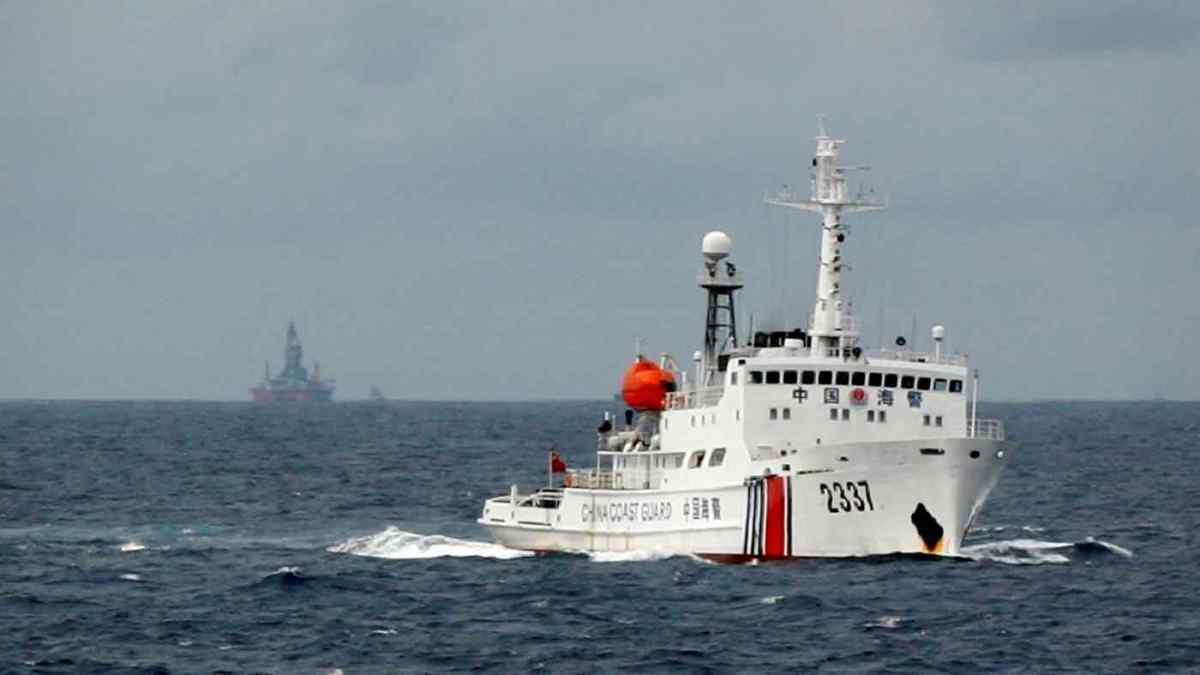Chinese Coast Guard (CCG)