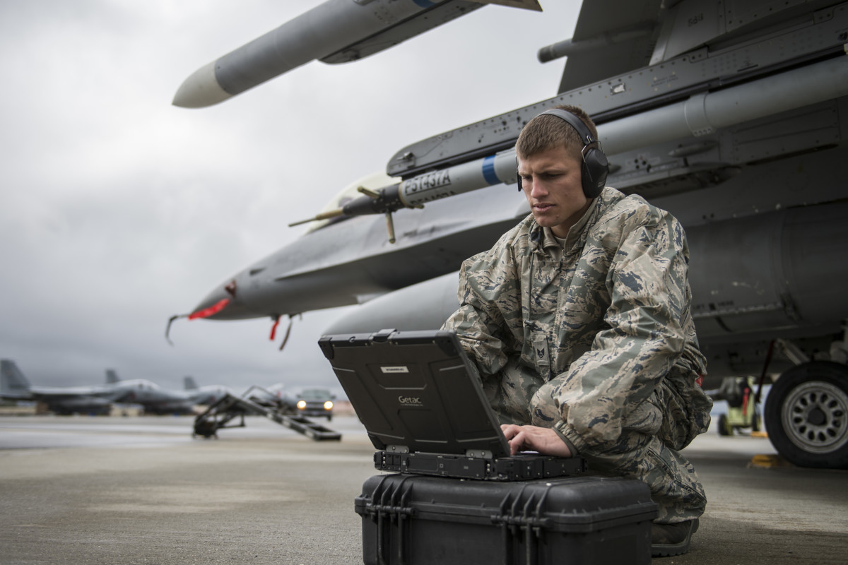 U.S. Air Force CROWS