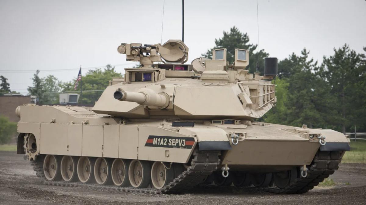 M1A2 SEPv3