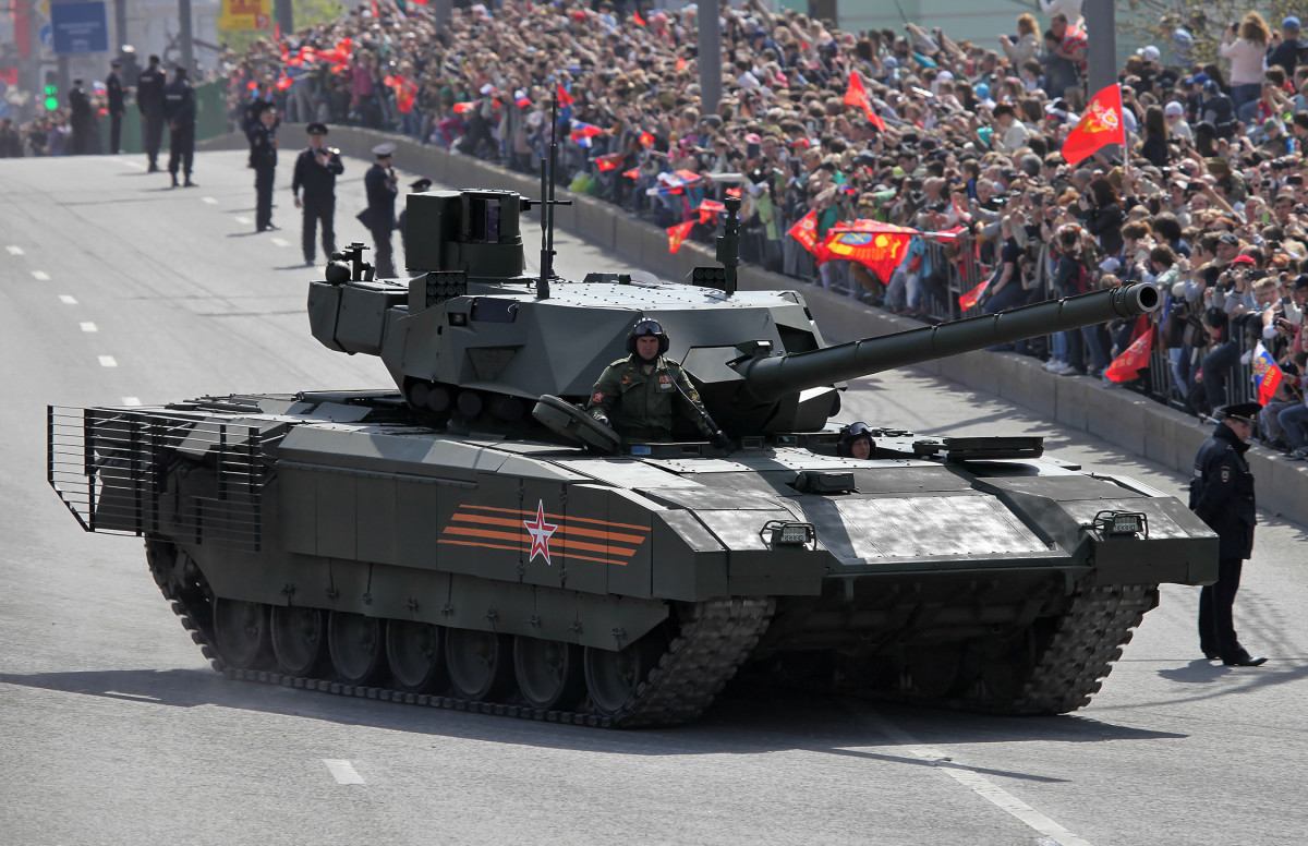 Russia T-14 Armata Main Battle Tank