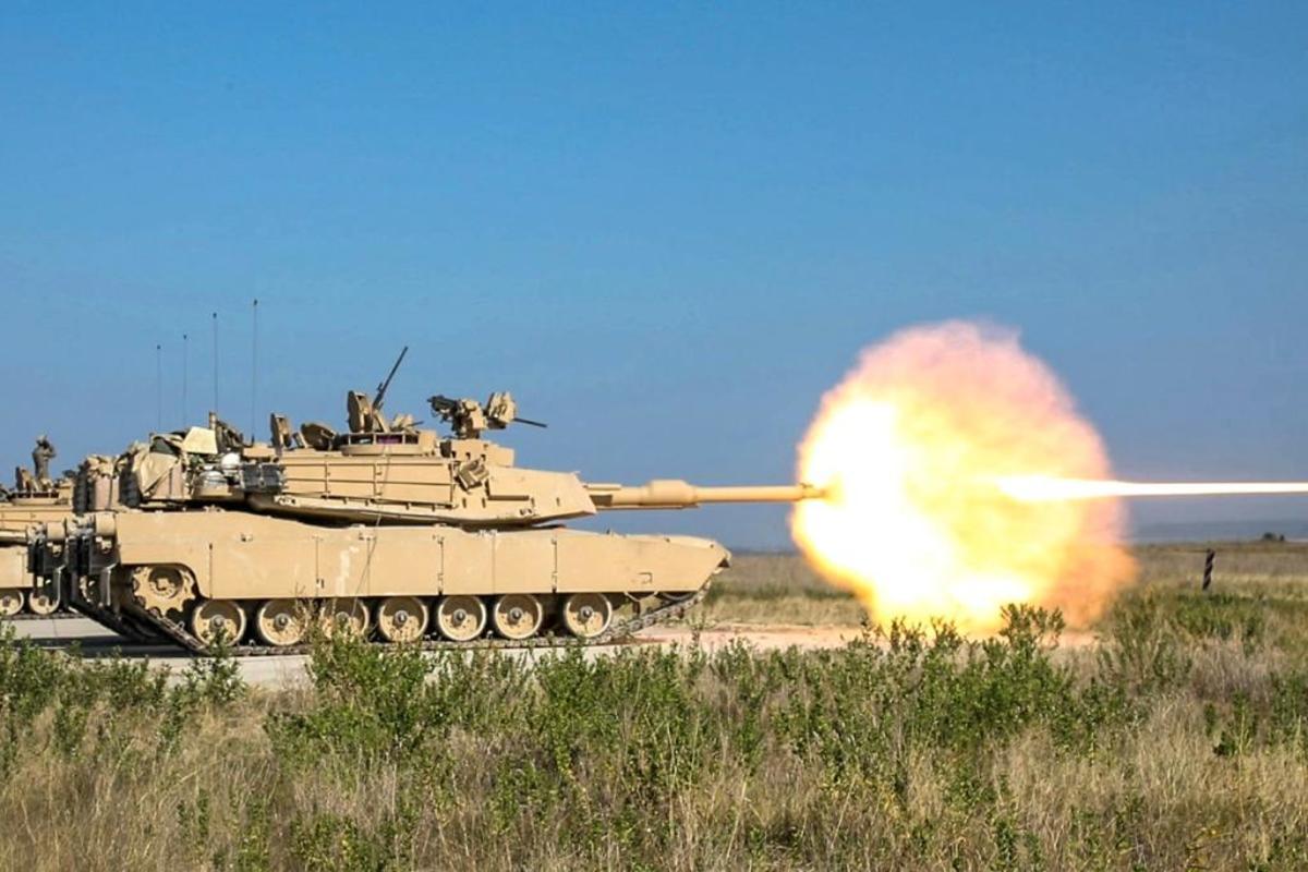 U.S. Army M1S2 SEPv3