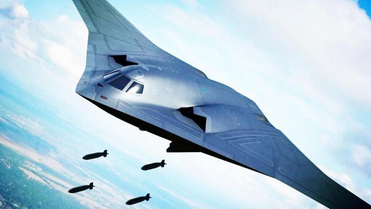 H-20 Bomber