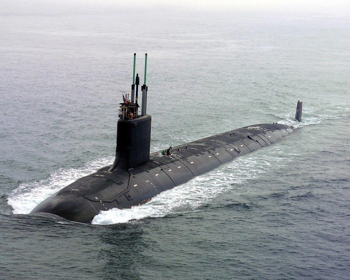 U.S. Navy PCU Virginia (SSN 774)