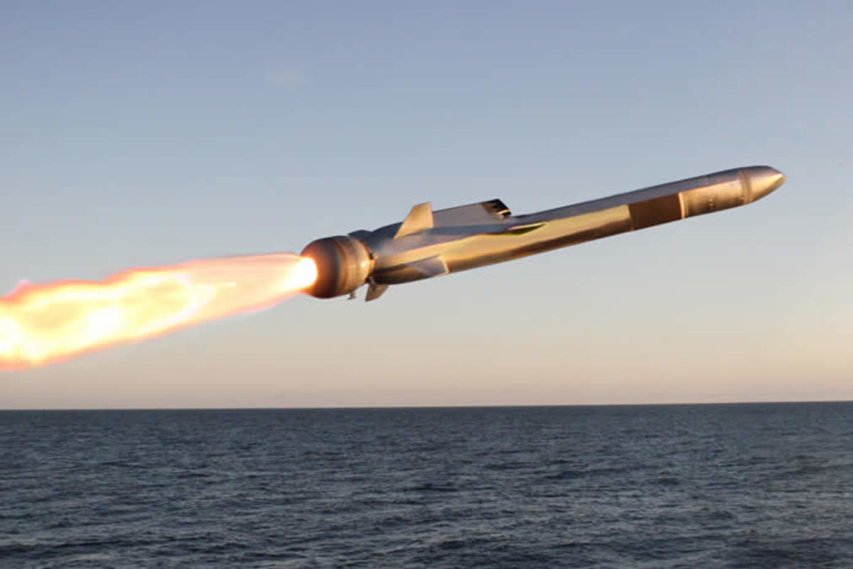 U.S. Navy Naval Strike Missile (NSM)
