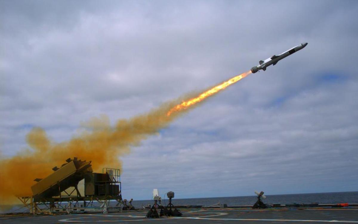 U.S. Navy Naval Strike Missile
