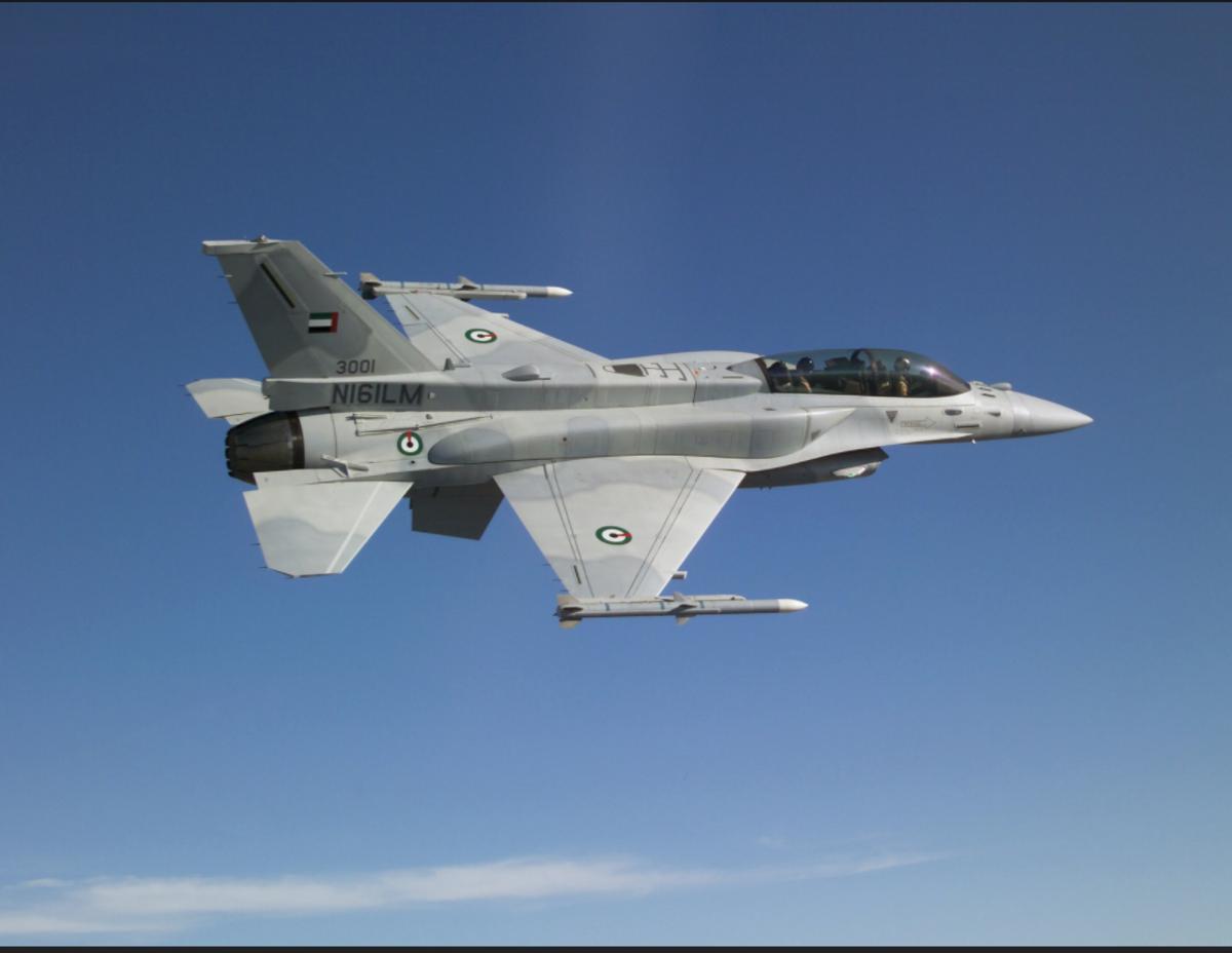 U.S. Air Force F-16