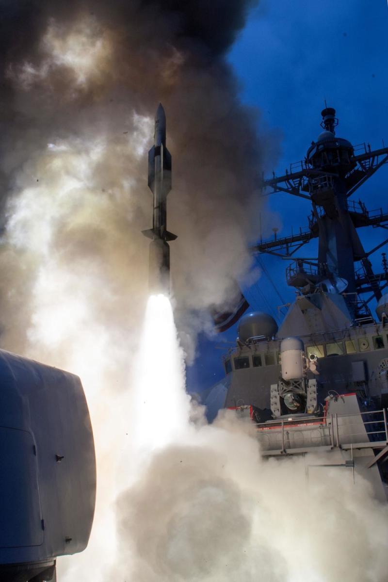 U.S. Navy SM-6 Missile