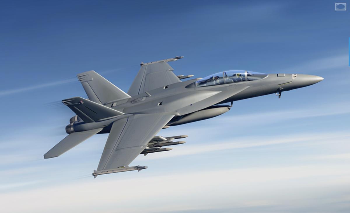 F/A-18 Super Hornet Boeing