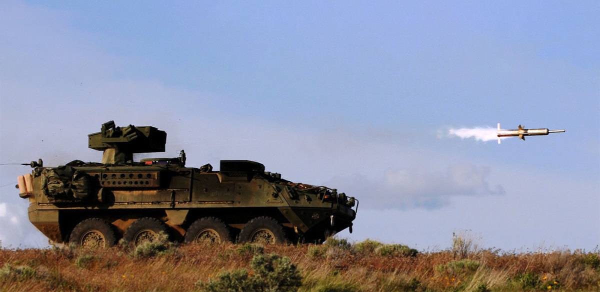 TOW Missiles