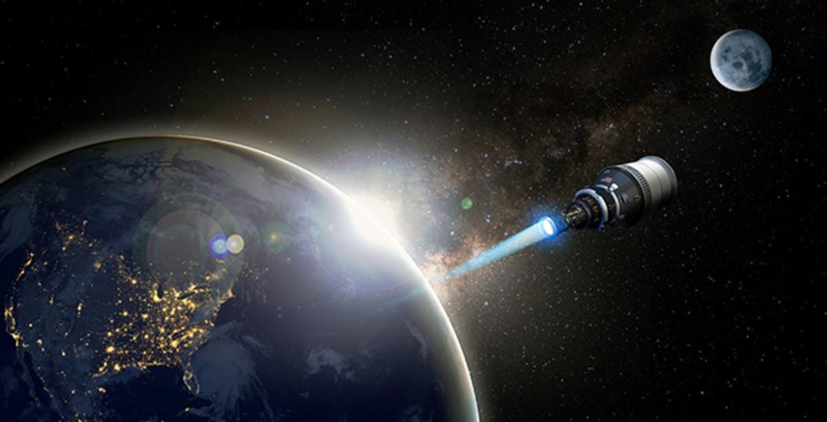 Demonstration Rocket for Agile Cislunar Operations (DRACO)