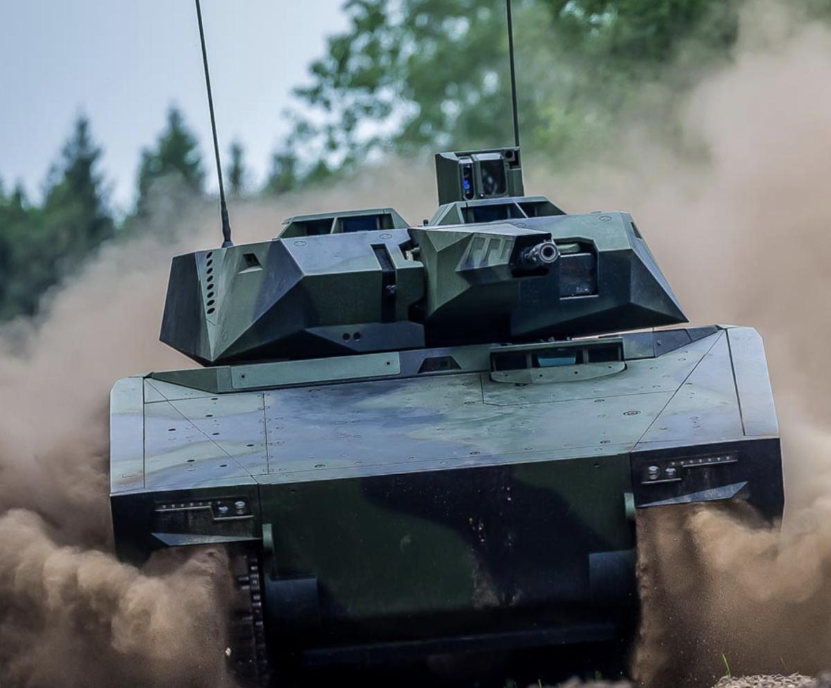 Lynx Fighting Vehicle