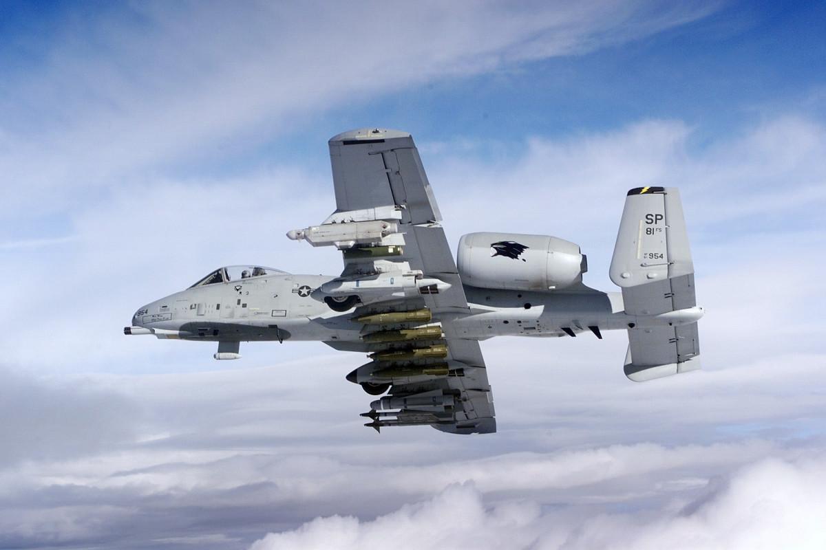 U.S. Air Force A-10