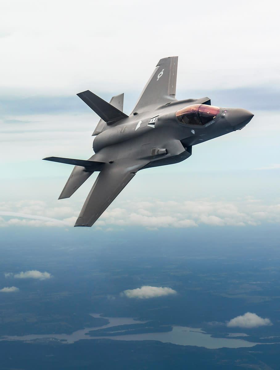 U.S. Air Force F-35A