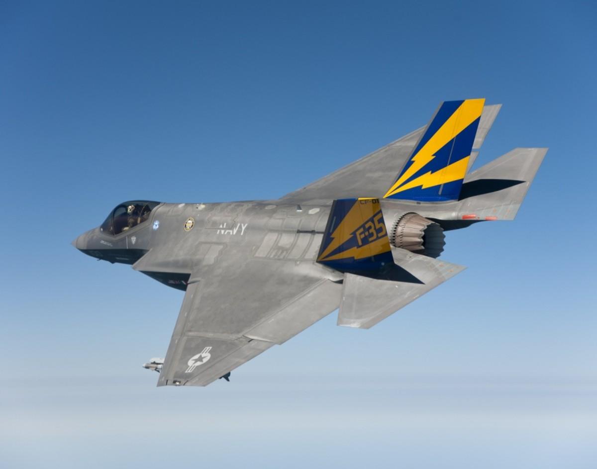 U.S. Navy F-35c
