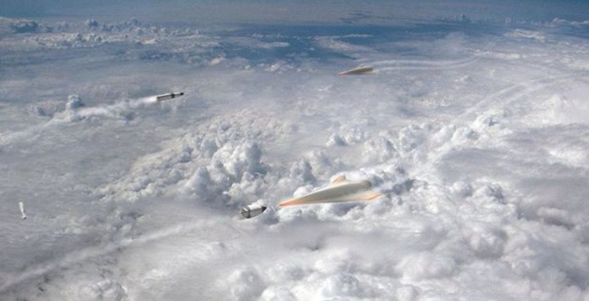 DARPA Anti-hypersonic-weapons system