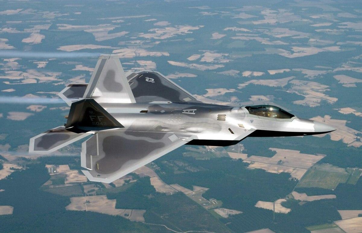 U.S. Air Force F-22