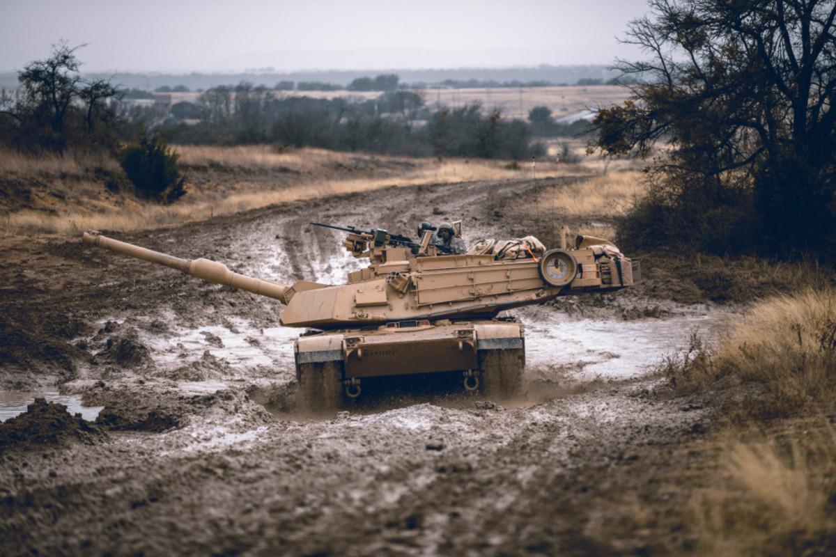 U.S. Army M1A2 SEPV3