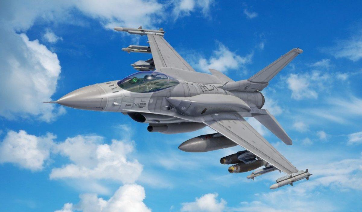F-16 Lockheed Martin
