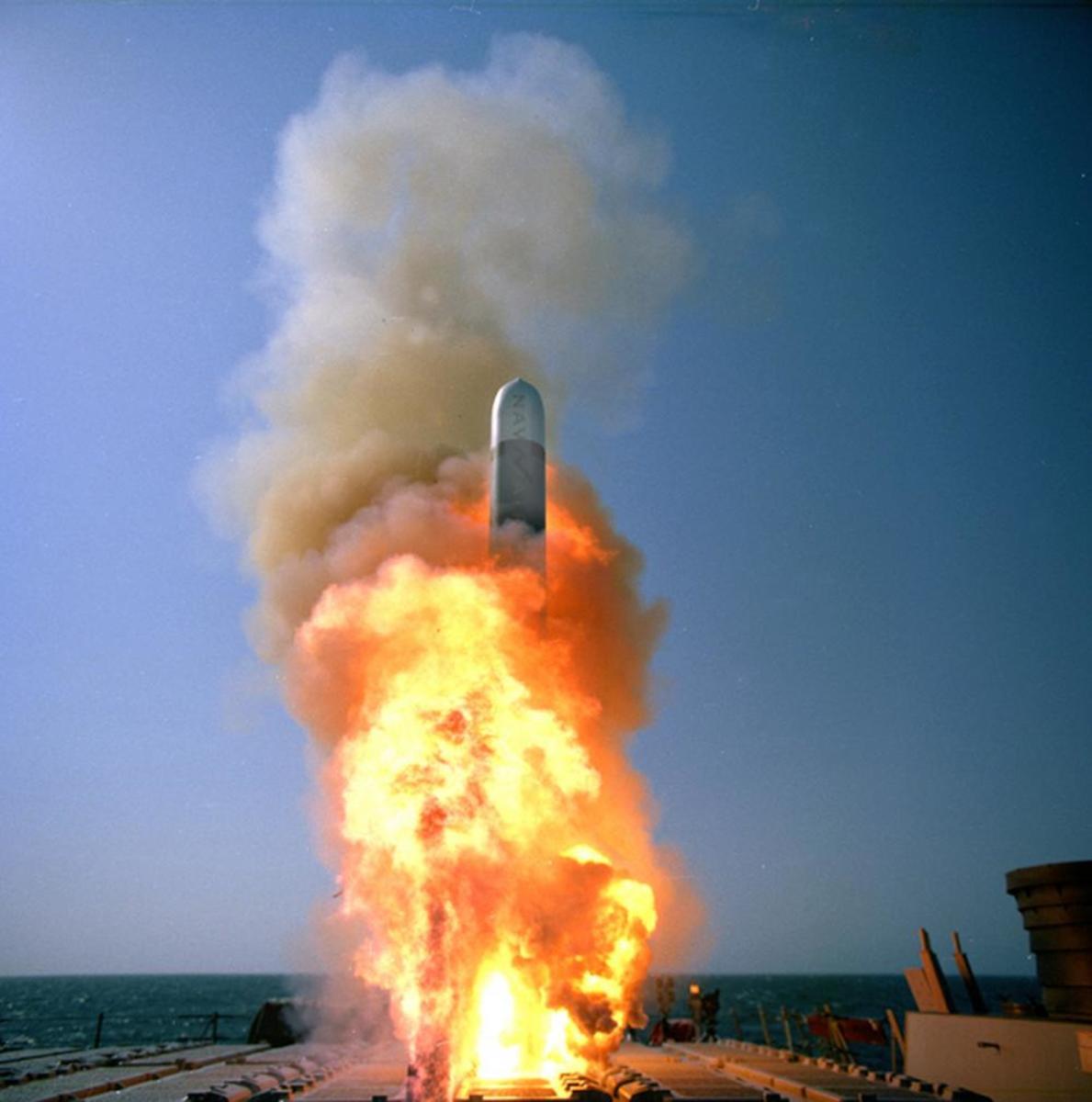 Tomahawk Block IV Cruise Missile