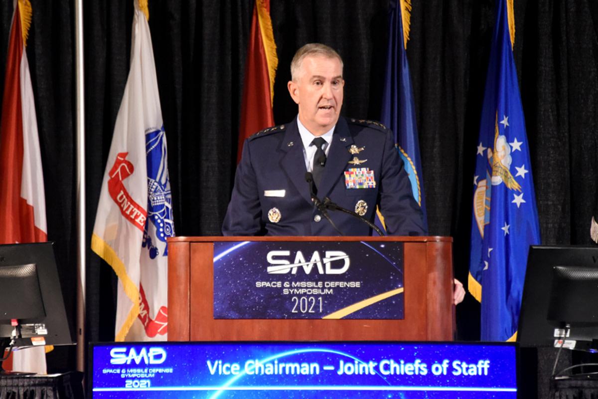 Joint Chiefs of Staff Gen. John Hyten